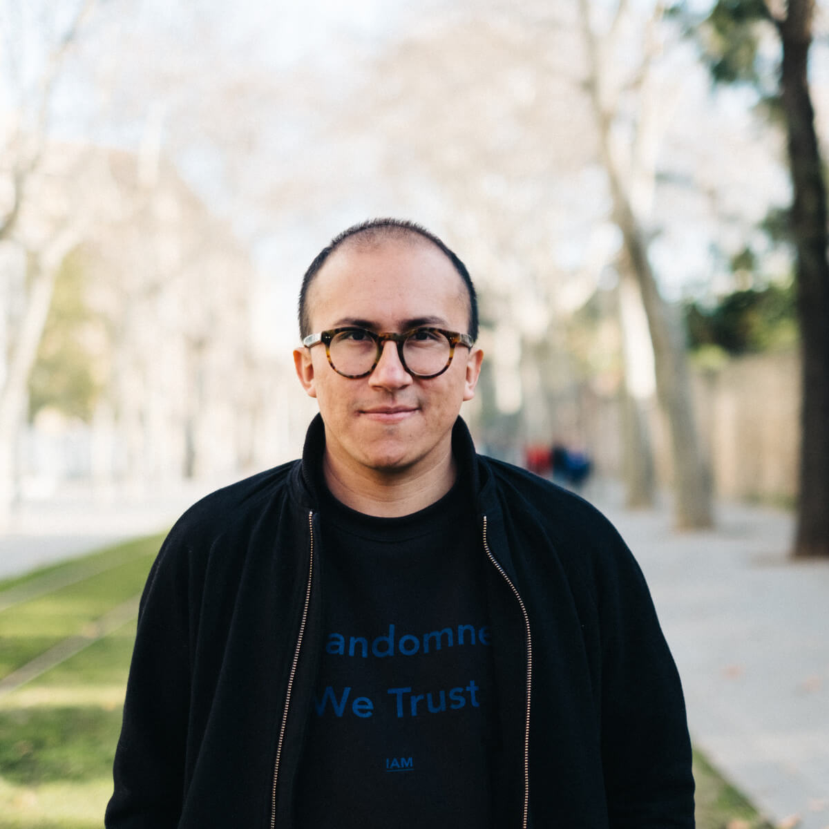 038 Andres Colmenares: The Everything Manifesto