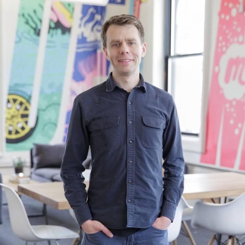 028 Scott Heiferman: The story of Meetup
